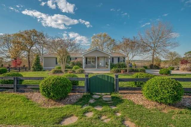 859 Old Tory Road, AIKEN, SC 29801 (MLS #116684) :: RE/MAX River Realty