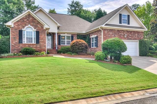 116 Willow Oak Loop, AIKEN, SC 29803 (MLS #116686) :: Shannon Rollings Real Estate