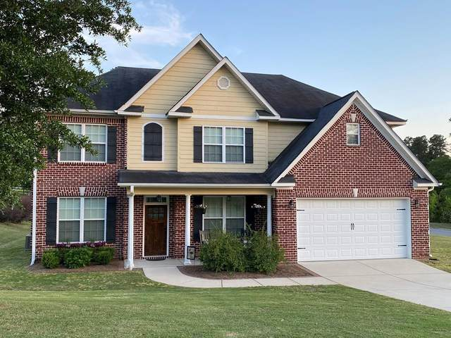 1184 Moultrie Drive, AIKEN, SC 29803 (MLS #116687) :: Shannon Rollings Real Estate
