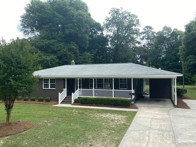 2319 Powderhouse Road Se, AIKEN, SC 29803 (MLS #116695) :: Shannon Rollings Real Estate