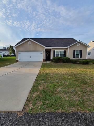 540 Brewer Drive, AIKEN, SC 29803 (MLS #116713) :: Shannon Rollings Real Estate
