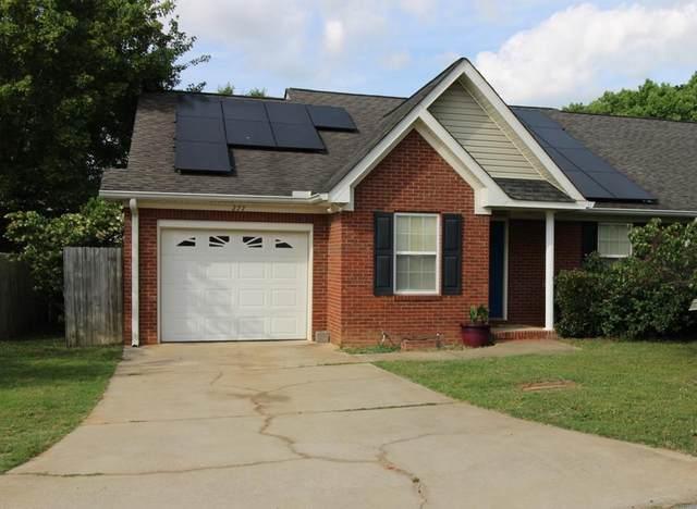 277 Southbank Drive, AIKEN, SC 29803 (MLS #116715) :: Shannon Rollings Real Estate