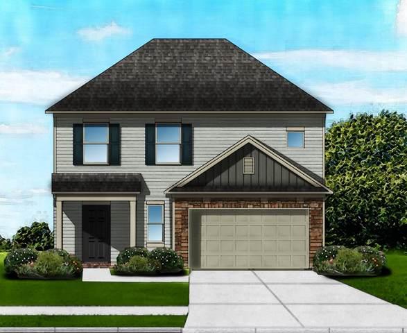 840 Delta Lane, AIKEN, SC 29801 (MLS #116718) :: RE/MAX River Realty