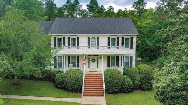 2355 Cullum Trail Road, AIKEN, SC 29803 (MLS #116766) :: Shannon Rollings Real Estate