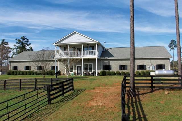 1196 Sweetwater Road, EDGEFIELD, SC 29824 (MLS #116767) :: Shannon Rollings Real Estate