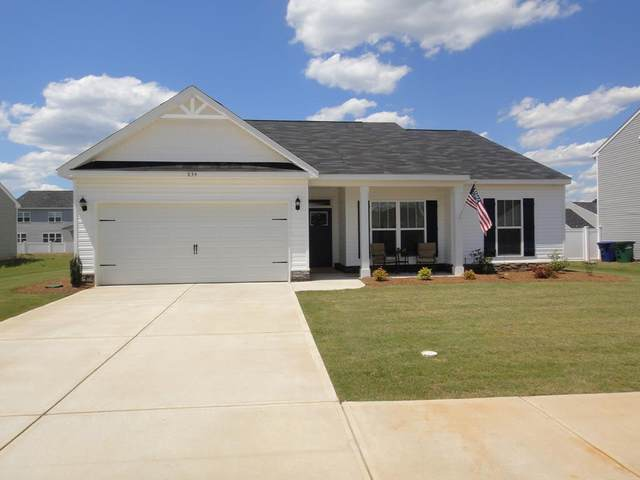 834 Carnation Pass, AIKEN, SC 29803 (MLS #116783) :: Shannon Rollings Real Estate