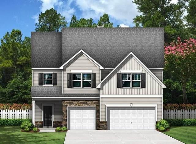 6207 High Top Lane, AIKEN, SC 29801 (MLS #116827) :: Shannon Rollings Real Estate