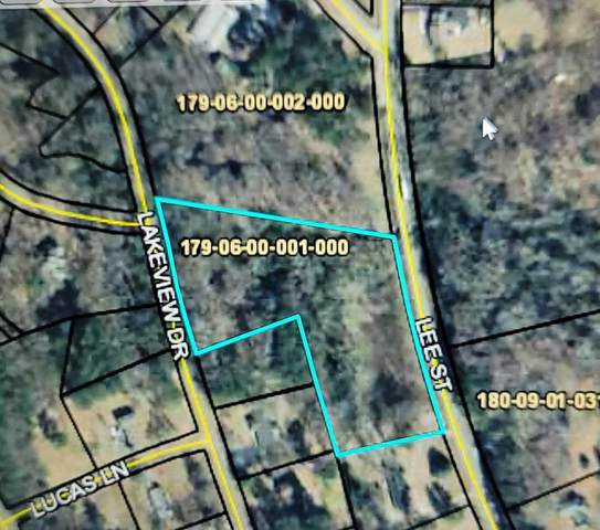 TBD Lee Street, JOHNSTON, SC 29832 (MLS #116926) :: No Place Like Home Georgialina
