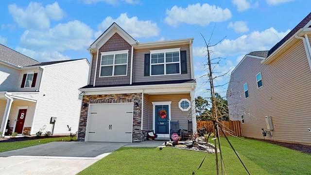540 Count Fleet Court, GRANITEVILLE, SC 29829 (MLS #117051) :: For Sale By Joe | Meybohm Real Estate