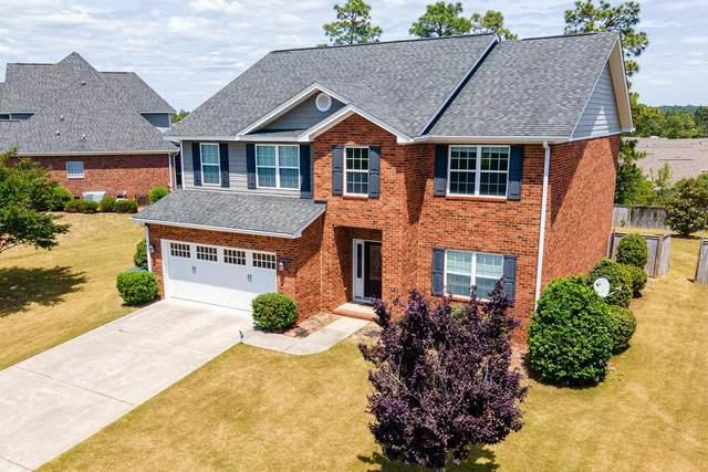 5058 Fairfield Court, AIKEN, SC 29801 (MLS #117067) :: Fabulous Aiken Homes