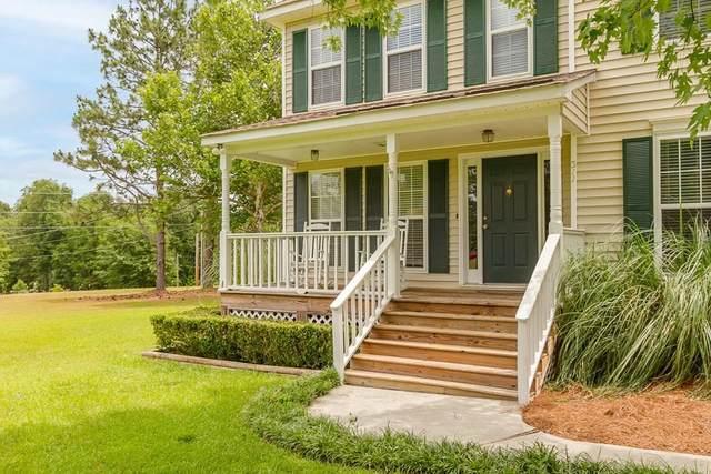 311 Chime Bell Church Road, AIKEN, SC 29803 (MLS #117085) :: Fabulous Aiken Homes