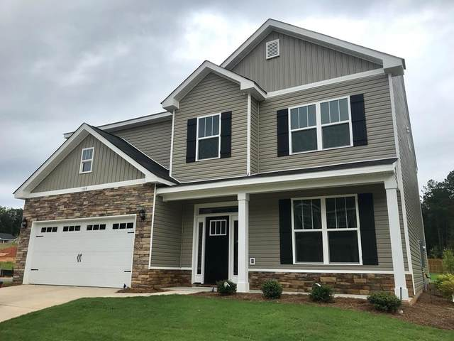 1250 Gregory Landing Drive, NORTH AUGUSTA, SC 29860 (MLS #117089) :: RE/MAX River Realty