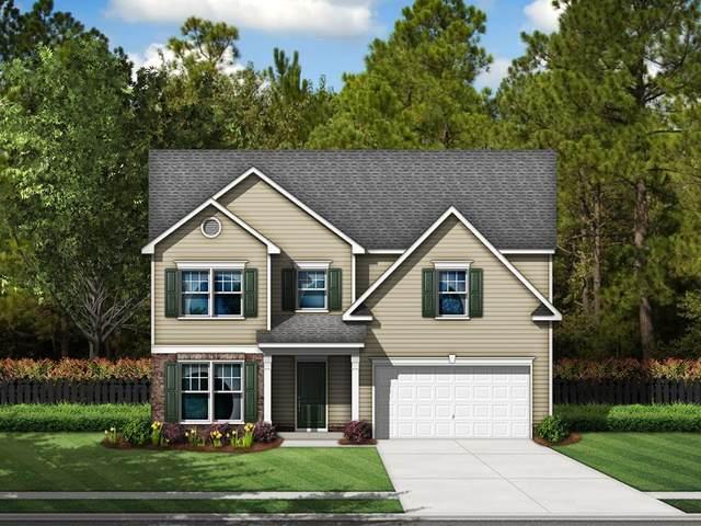 6156 Whirlaway Road, GRANITEVILLE, SC 29829 (MLS #117127) :: For Sale By Joe | Meybohm Real Estate