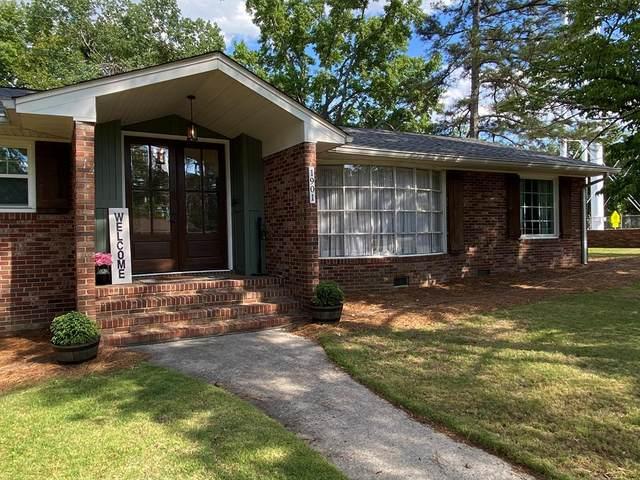 1901 Courtney Drive, NORTH AUGUSTA, SC 29841 (MLS #117132) :: Fabulous Aiken Homes