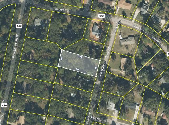 59 Clemson Drive, AIKEN, SC 29803 (MLS #117173) :: Tonda Booker Real Estate Sales