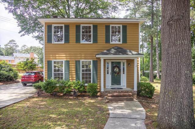 4 White Pine Court, NORTH AUGUSTA, SC 29841 (MLS #117196) :: Fabulous Aiken Homes