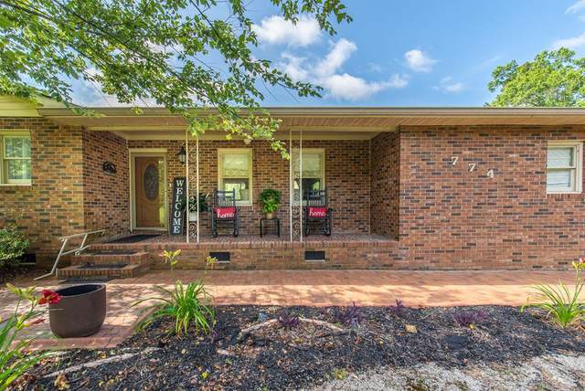 774 Highway 378 E, EDGEFIELD, SC 29824 (MLS #117201) :: RE/MAX River Realty