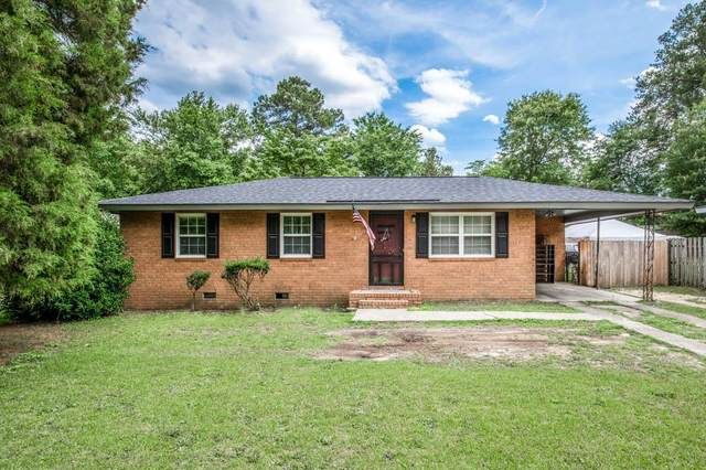 1001 Seymour Drive, NORTH AUGUSTA, SC 29841 (MLS #117218) :: Tonda Booker Real Estate Sales