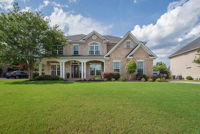 5137 Windmill Place, EVANS, GA 30809 (MLS #117257) :: RE/MAX River Realty