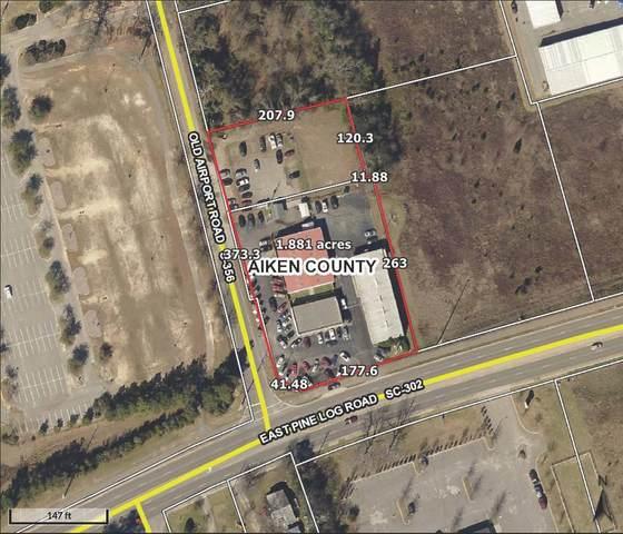 1301 Pine Log Road E, AIKEN, SC 29803 (MLS #117270) :: RE/MAX River Realty