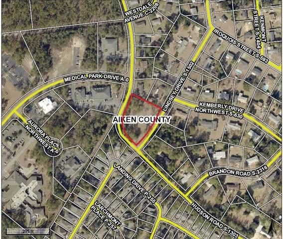 201 Lindsey Drive, AIKEN, SC 29801 (MLS #117275) :: RE/MAX River Realty