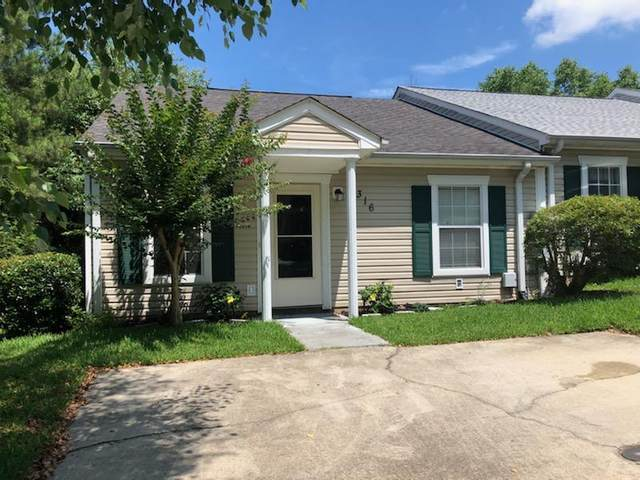 1316 Triple Tree Lane, AIKEN, SC 29803 (MLS #117278) :: The Starnes Group LLC