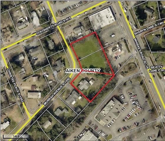 TBD Murrah Avenue, AIKEN, SC 29803 (MLS #117292) :: Shannon Rollings Real Estate