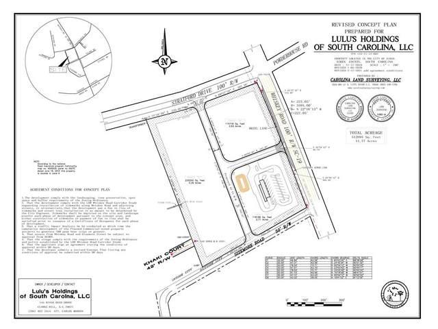3001 C Whiskey Road, AIKEN, SC 29803 (MLS #117295) :: Tonda Booker Real Estate Sales