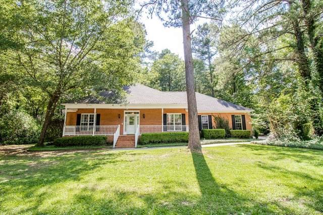69 Barron Way, AIKEN, SC 29803 (MLS #117303) :: Tonda Booker Real Estate Sales