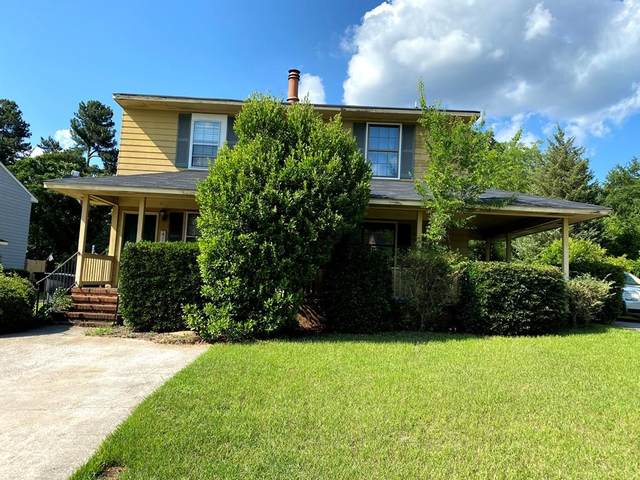409 Main Street W, NORTH AUGUSTA, SC 29841 (MLS #117304) :: RE/MAX River Realty