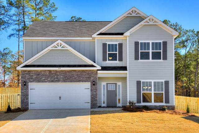 839 Carnation Pass, AIKEN, SC 29803 (MLS #117314) :: Tonda Booker Real Estate Sales