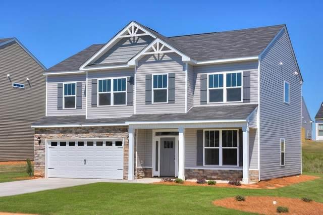 406 Fox Haven Drive, AIKEN, SC 29803 (MLS #117316) :: Tonda Booker Real Estate Sales