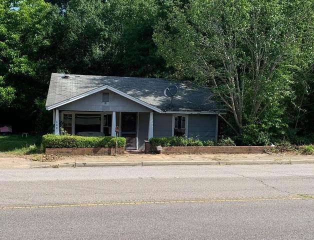 688 Augusta Road, WARRENVILLE, SC 29851 (MLS #117328) :: Shannon Rollings Real Estate