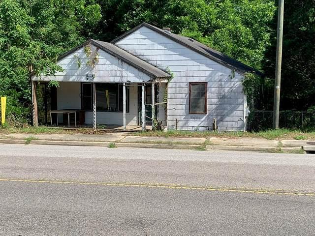 694 Augusta Road, WARRENVILLE, SC 29851 (MLS #117329) :: Shannon Rollings Real Estate