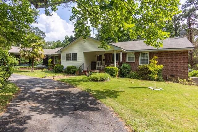 1111 Evans Road Sw, AIKEN, SC 29803 (MLS #117333) :: Tonda Booker Real Estate Sales
