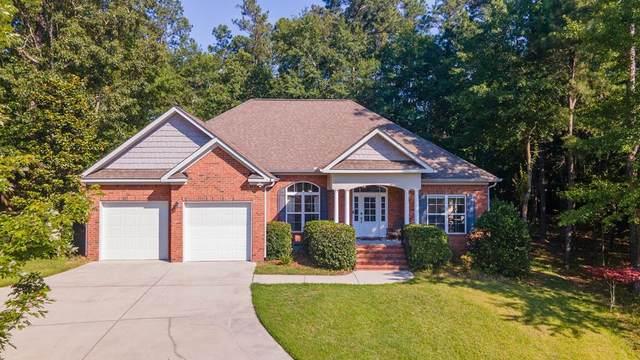 166 East Pleasant Colony Drive, AIKEN, SC 29803 (MLS #117335) :: Tonda Booker Real Estate Sales