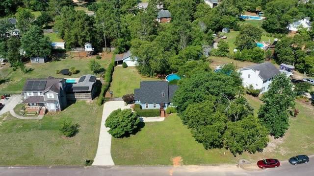 119 Windy Mill Drive, NORTH AUGUSTA, SC 29841 (MLS #117336) :: Tonda Booker Real Estate Sales