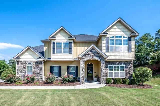 252 Pecan Grove Road, NORTH AUGUSTA, SC 29860 (MLS #117337) :: Tonda Booker Real Estate Sales