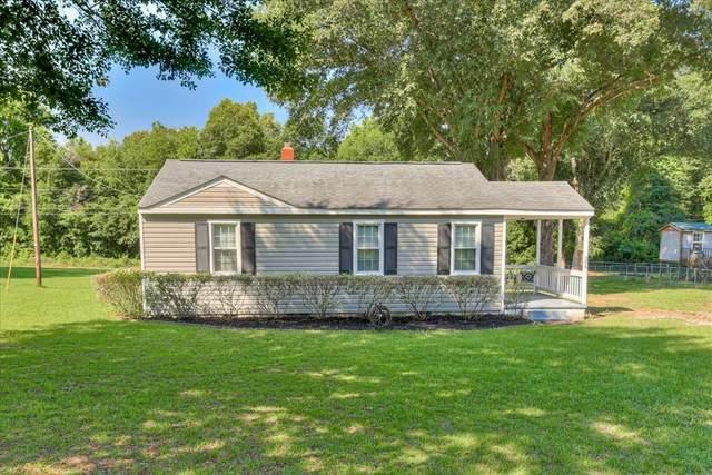 306 First Street, JACKSON, SC 29831 (MLS #117341) :: Tonda Booker Real Estate Sales