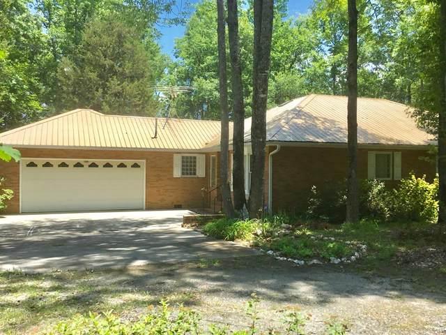 124 Murray Boulevard, SALUDA, SC 29138 (MLS #117343) :: Tonda Booker Real Estate Sales