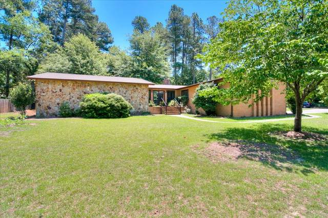 16 Deerwood Drive, AIKEN, SC 29803 (MLS #117356) :: The Starnes Group LLC