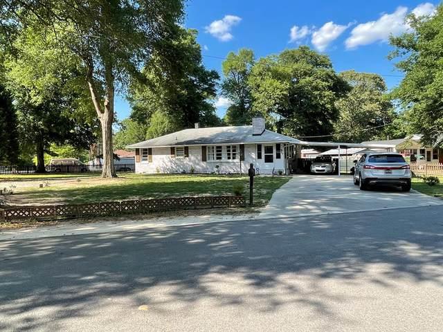 22 Winthrop Drive, AIKEN, SC 29803 (MLS #117372) :: The Starnes Group LLC