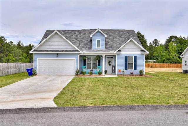328 Mcduffie Circle, NORTH AUGUSTA, SC 29860 (MLS #117381) :: Shannon Rollings Real Estate