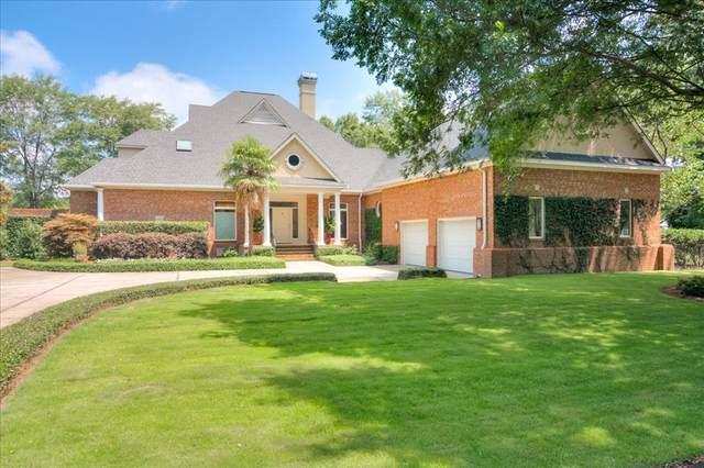 230 Knox Avenue, AIKEN, SC 29801 (MLS #117682) :: Shannon Rollings Real Estate