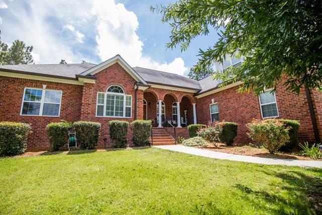 657 Callaway Drive, GRANITEVILLE, SC 29829 (MLS #117737) :: Shannon Rollings Real Estate