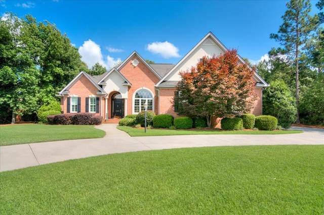 313 Steeplechase Drive, AIKEN, SC 29803 (MLS #117747) :: RE/MAX River Realty