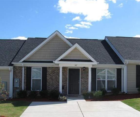147 Bobwhite Drive, AIKEN, SC 29801 (MLS #117790) :: The Starnes Group LLC