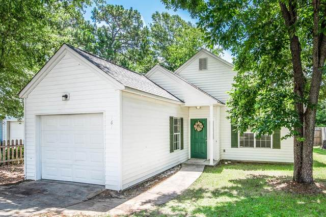 161 Shelby Drive, AIKEN, SC 29803 (MLS #117795) :: RE/MAX River Realty