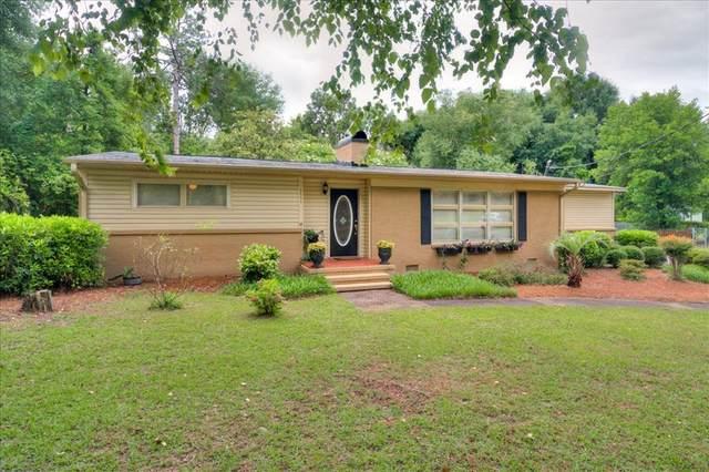 3501 Lawson Road, AIKEN, SC 29801 (MLS #117874) :: For Sale By Joe   Meybohm Real Estate