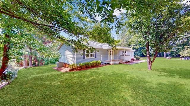 135 Beaver Pond Road, CLARKS HILL, SC 29821 (MLS #117885) :: The Starnes Group LLC